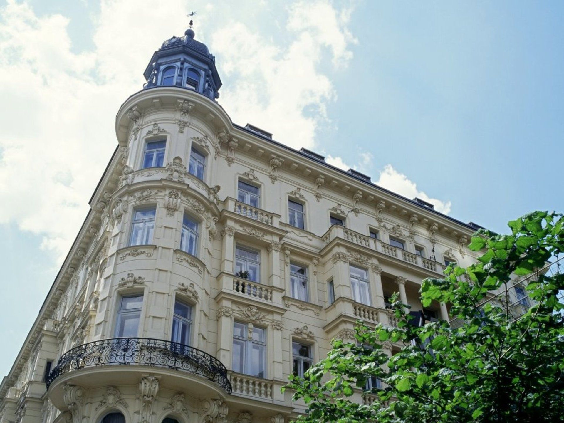 Blümelgasse, 1060 Vienna
