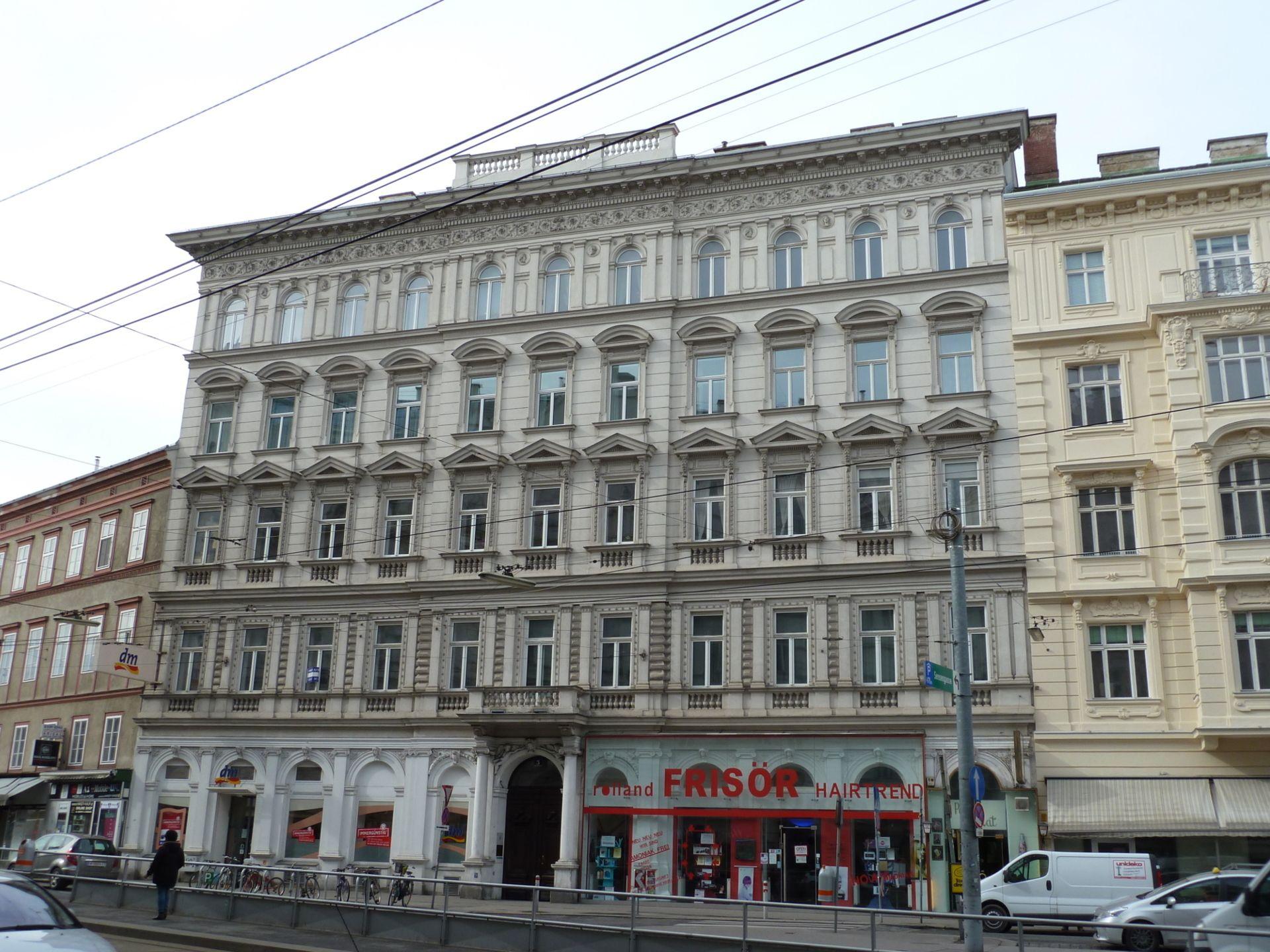 Nussdorfer Straße, 1090 Wien