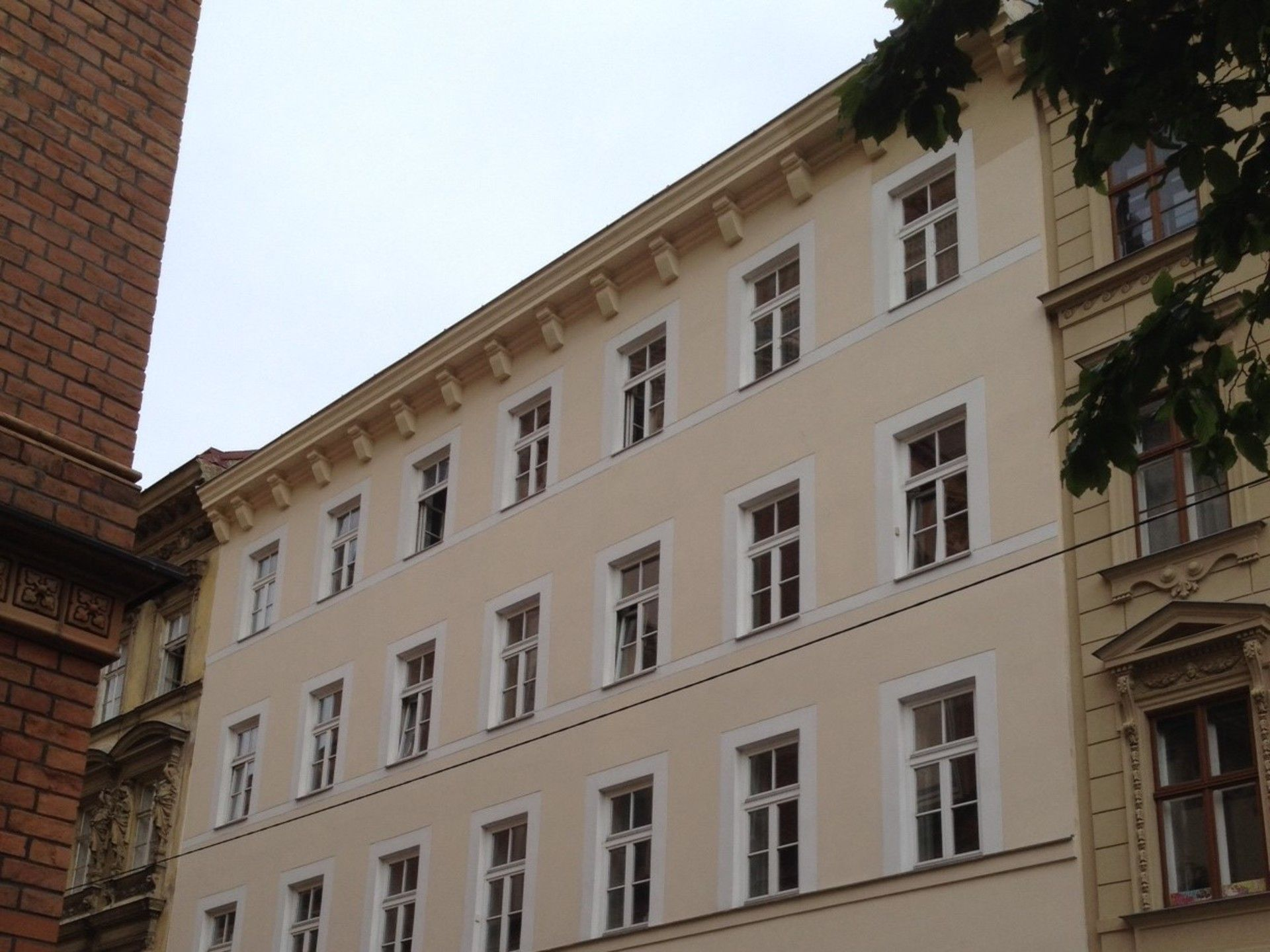 Tenant-occupied apartment buildings, 1070 Vienna